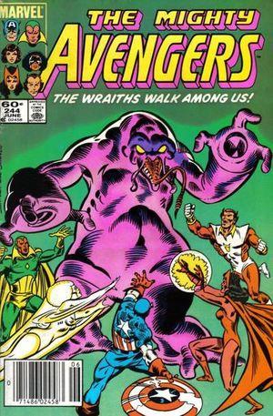 AVENGERS (1963 1ST SERIES) #244