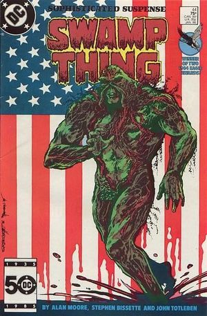 SWAMP THING (1982 2ND SERIES) #44