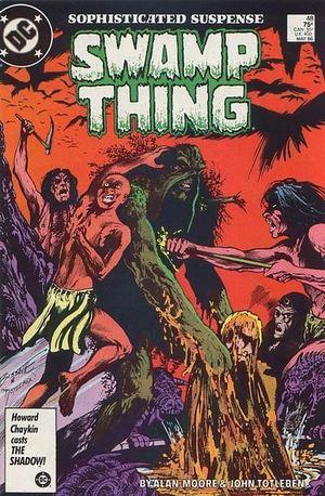 SWAMP THING (1982 2ND SERIES) #48