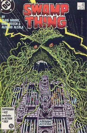 SWAMP THING (1982 2ND SERIES) #52