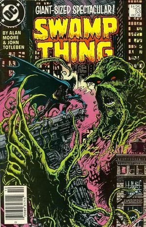 SWAMP THING (1982 2ND SERIES) #53
