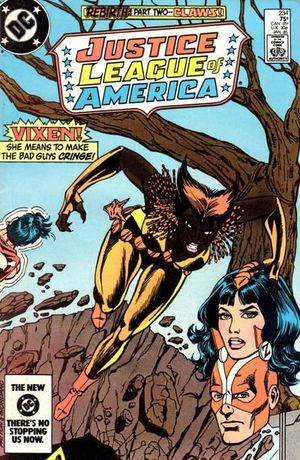 JUSTICE LEAGUE OF AMERICA (1960 1ST SERIES) #234