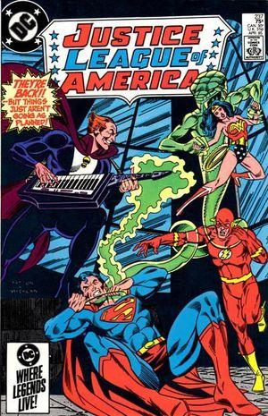 JUSTICE LEAGUE OF AMERICA (1960 1ST SERIES) #237