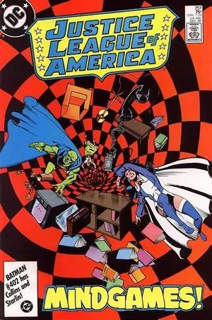 JUSTICE LEAGUE OF AMERICA (1960 1ST SERIES) #257