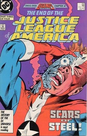 JUSTICE LEAGUE OF AMERICA (1960 1ST SERIES) #260