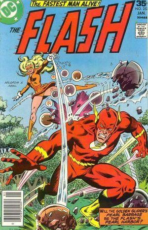 FLASH (1959 1ST SERIES) #257