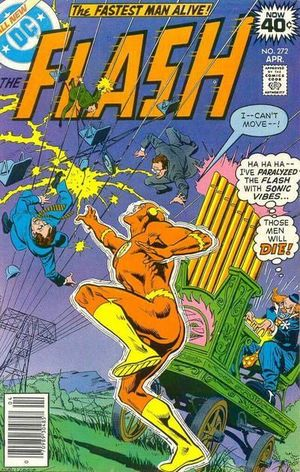 FLASH (1959 1ST SERIES) #272