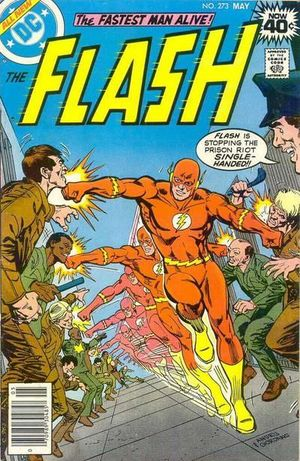 FLASH (1959 1ST SERIES) #273