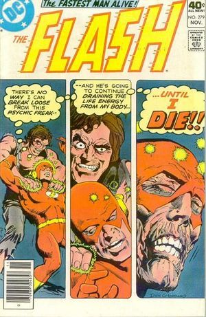 FLASH (1959 1ST SERIES) #279