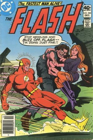 FLASH (1959 1ST SERIES) #280