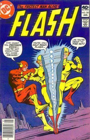FLASH (1959 1ST SERIES) #281