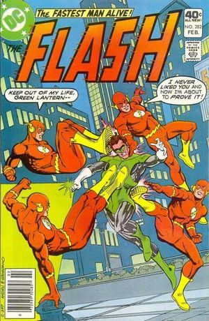 FLASH (1959 1ST SERIES) #282