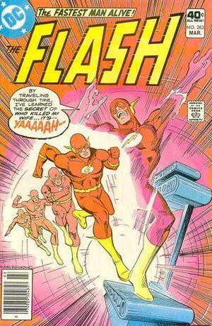 FLASH (1959 1ST SERIES) #283