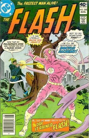 FLASH (1959 1ST SERIES) #288