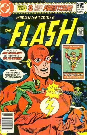 FLASH (1959 1ST SERIES) #289
