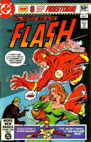 FLASH (1959 1ST SERIES) #290