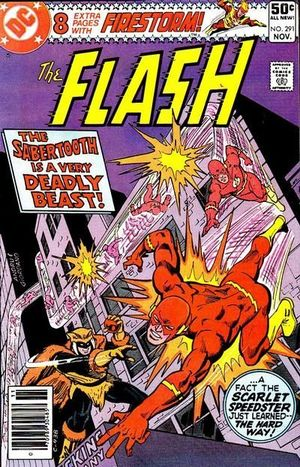 FLASH (1959 1ST SERIES) #291