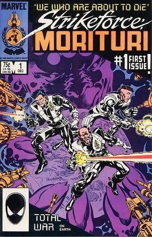 STRIKEFORCE MORITURI (1986) #1
