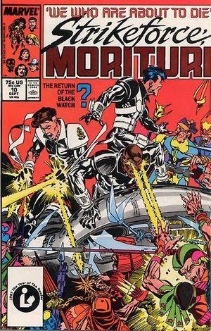 STRIKEFORCE MORITURI (1986) #10