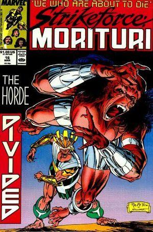 STRIKEFORCE MORITURI (1986) #16