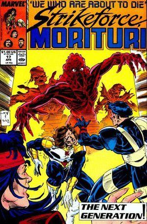 STRIKEFORCE MORITURI (1986) #17