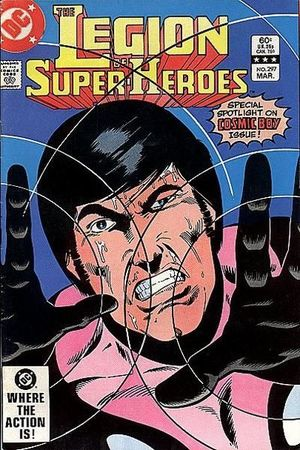 LEGION OF SUPER-HEROES (1980 2ND SERIES) #297
