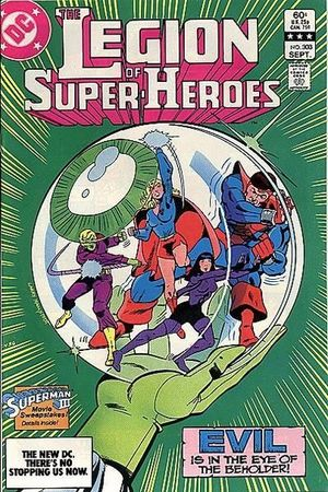 LEGION OF SUPER-HEROES (1980 2ND SERIES) #303