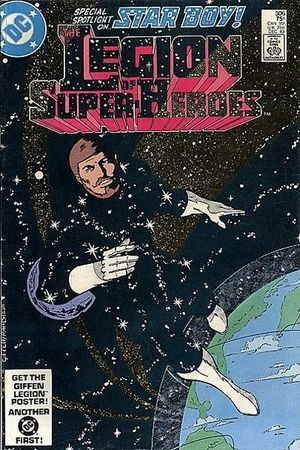 LEGION OF SUPER-HEROES (1980 2ND SERIES) #306