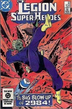 LEGION OF SUPER-HEROES (1980 2ND SERIES) #311