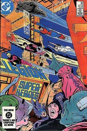 LEGION OF SUPER-HEROES (1980 2ND SERIES) #313