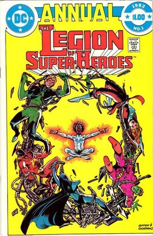 LEGION OF SUPER-HEROES ANNUAL (1980 2ND SERIES) #1
