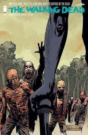WALKING DEAD (2003) #129