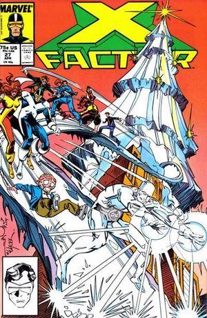 X-FACTOR (1986 1ST SERIES) #27