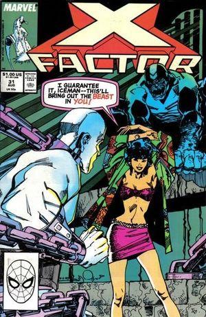 X-FACTOR (1986 1ST SERIES) #31