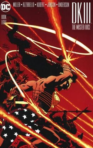 DARK KNIGHT III MASTER RACE (2015) #8