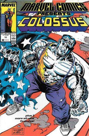 MARVEL COMICS PRESENTS (1988) #11
