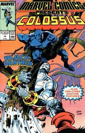 MARVEL COMICS PRESENTS (1988) #13