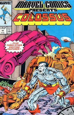 MARVEL COMICS PRESENTS (1988) #14