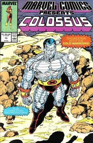 MARVEL COMICS PRESENTS (1988) #15