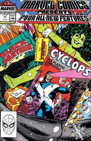 MARVEL COMICS PRESENTS (1988) #18