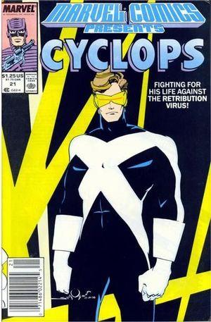 MARVEL COMICS PRESENTS (1988) #21
