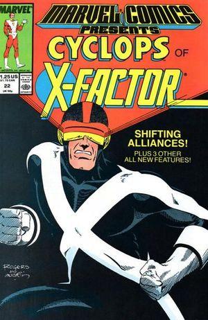 MARVEL COMICS PRESENTS (1988) #22