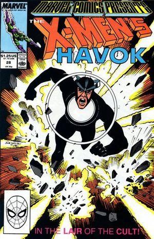 MARVEL COMICS PRESENTS (1988) #28