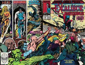 MARVEL COMICS PRESENTS (1988) #35