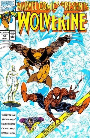 MARVEL COMICS PRESENTS (1988) #50