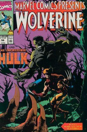 MARVEL COMICS PRESENTS (1988) #56