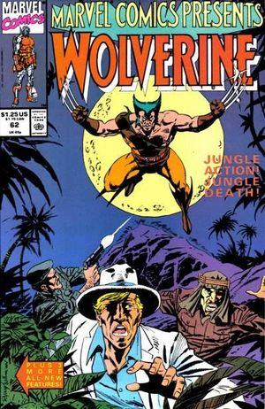 MARVEL COMICS PRESENTS (1988) #62