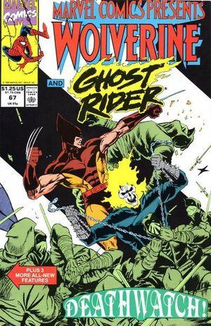 MARVEL COMICS PRESENTS (1988) #67