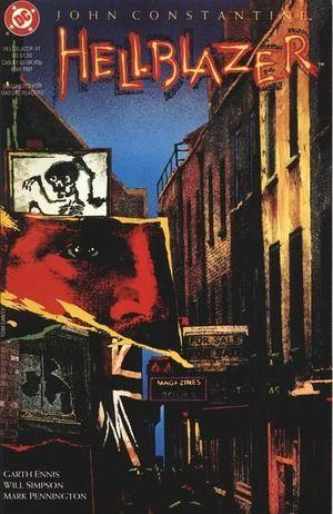 HELLBLAZER (1988) #41