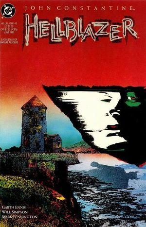 HELLBLAZER (1988) #42